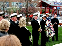 Memorial Unit and Priest prepare for annual blessing of the fleet